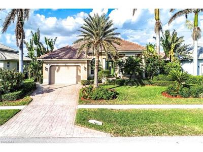 Marco Island FL Single Family Home For Sale: $1,100,000