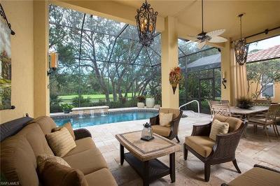 Bonita Springs Single Family Home For Sale: 28636 Pienza Ct
