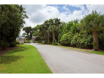 Marco Island Residential Lots & Land For Sale: 608 Waterside Dr