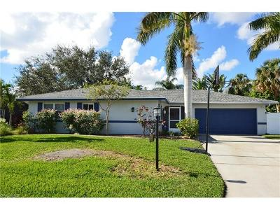 Fort Myers Single Family Home Pending With Contingencies: 5160 Kenilworth Dr