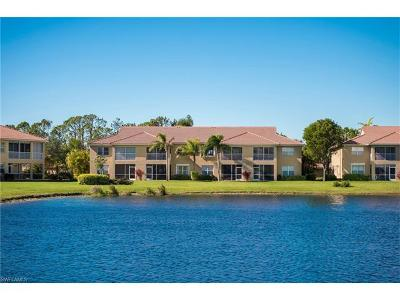 Naples Condo/Townhouse For Sale: 6650 Huntington Lakes Cir #103