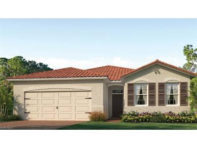 Naples Single Family Home For Sale: 14361 Tuscany Pointe Cv