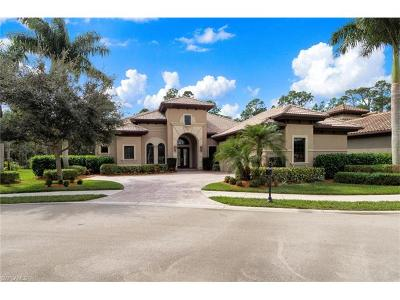 Naples Single Family Home For Sale: 7700 Classics Dr