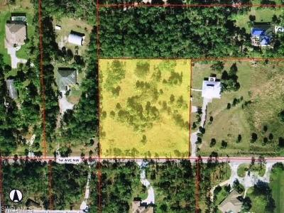 Collier County Residential Lots & Land For Sale: 1st Ave NW
