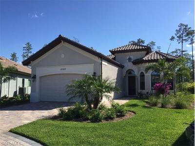 Fort Myers Single Family Home For Sale: 11357 Paseo Dr