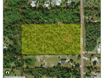 Collier County Residential Lots & Land For Sale: 17th St SW