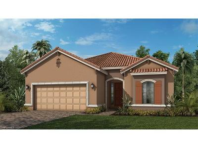 Naples Single Family Home For Sale: 8767 Cavano Dr E