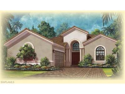 Naples Single Family Home For Sale: 9463 Galliano Ter