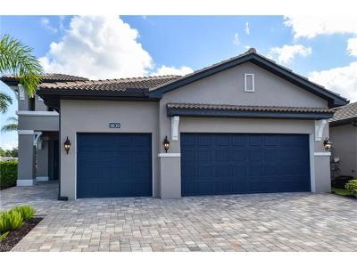 Naples Single Family Home For Sale: 10130 Palazzo Dr