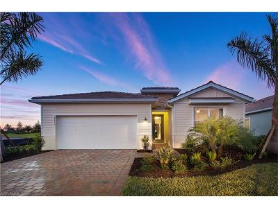 Naples FL Single Family Home For Sale: $434,825