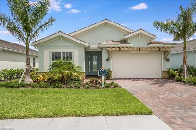 Naples Single Family Home For Sale: 14645 Catamaran Pl