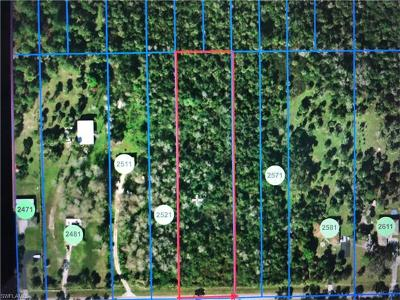 Collier County Residential Lots & Land For Sale: 20th Ave NE