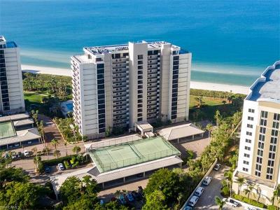 Naples Condo/Townhouse For Sale: 10951 Gulf Shore Dr #104