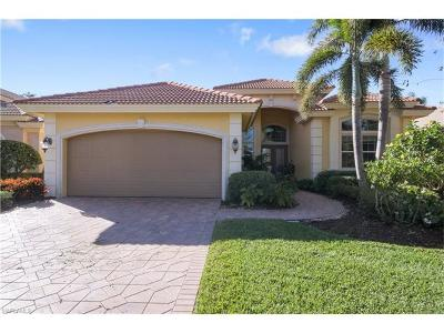 Bonita Springs Single Family Home Pending With Contingencies: 14549 Carino Ter