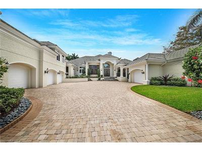 Bonita Springs Single Family Home For Sale: 27771 Marina Pointe Dr