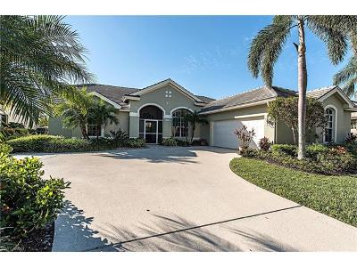 Bonita Springs Single Family Home For Sale: 13152 Bridgeford Ave