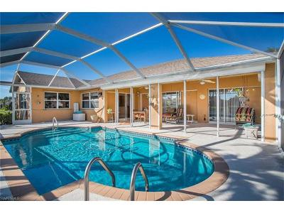 Fort Myers Single Family Home For Sale: 8907 Wellington Lakes Ct