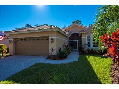 Naples Single Family Home For Sale: 8558 Gleneagle Way