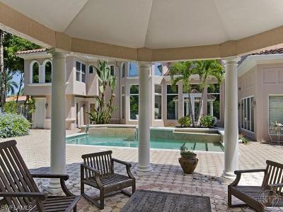 Naples Single Family Home For Sale: 680 Regatta Rd
