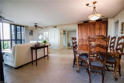 Naples Condo/Townhouse For Sale: 6000 Pelican Bay Blvd #C-501