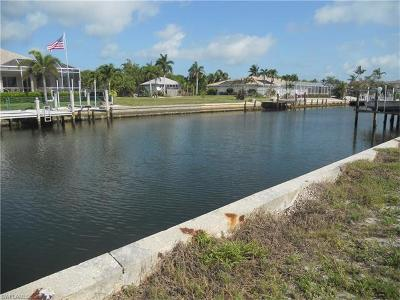 Marco Island Residential Lots & Land For Sale: 460 Barcelona Ct