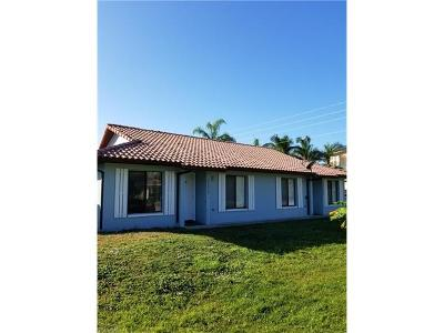 Bonita Springs Condo/Townhouse For Sale: 27648 Imperial Shores Blvd