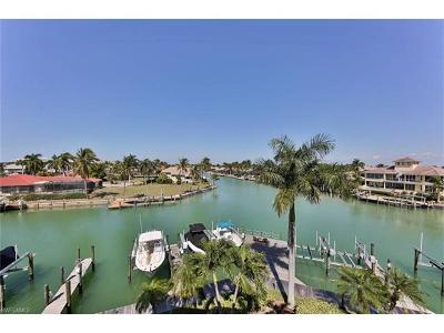 Marco Island Condo/Townhouse For Sale: 845 Collier Ct #406