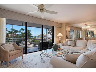 Naples Condo/Townhouse For Sale: 4751 Gulf Shore Blvd N #406
