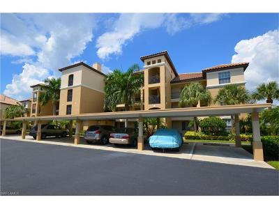 Estero Condo/Townhouse For Sale: 4680 Turnberry Lake Dr #105