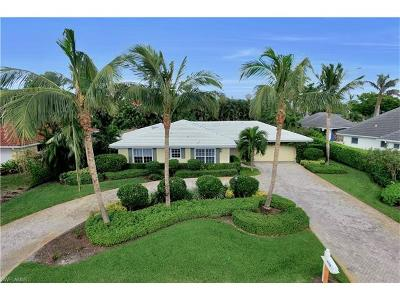 Naples FL Single Family Home For Sale: $1,350,000
