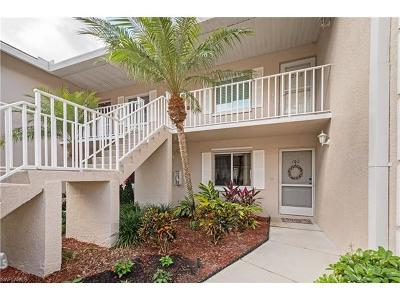 Naples Condo/Townhouse For Sale: 7145 Dennis Cir #D-102