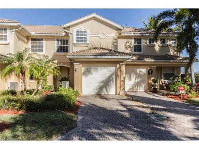 Estero Condo/Townhouse For Sale: 9701 Foxhall Way #5