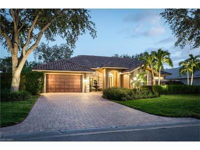 Naples FL Single Family Home For Sale: $949,500