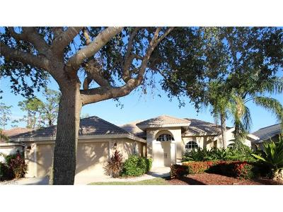 Naples Single Family Home Pending With Contingencies: 1310 Briarwood Ct E