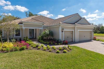 Estero Single Family Home For Sale: 21573 Oaks Of Estero Cir