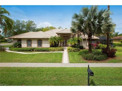 Naples Single Family Home For Sale: 8187 Wilshire Lakes Blvd