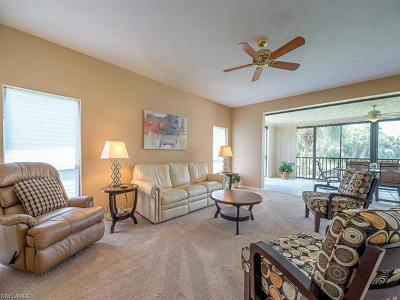 Naples Condo/Townhouse For Sale: 752 Eagle Creek Dr #201