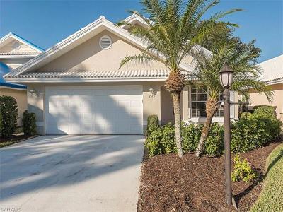 Naples FL Condo/Townhouse For Sale: $425,000