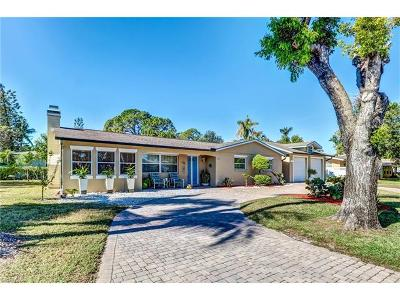 Naples FL Single Family Home For Sale: $465,000