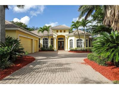 Naples Single Family Home For Sale: 2999 Gardens Blvd