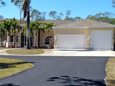 Bonita Springs FL Single Family Home For Sale: $479,000