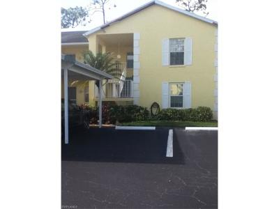 Naples Condo/Townhouse For Sale: 2694 Kings Lake Blvd #104