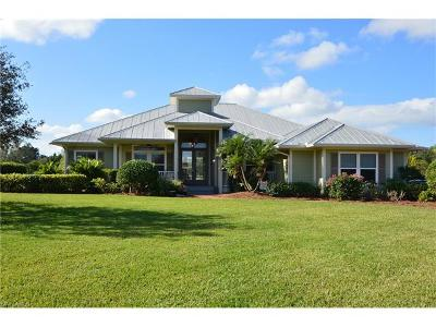 Fort Myers Single Family Home For Sale: 4640 Pine Level Way