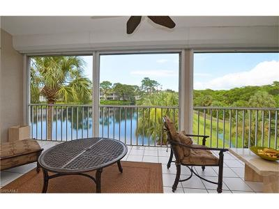 Bonita Springs Condo/Townhouse For Sale: 27091 Lake Harbor Ct #203