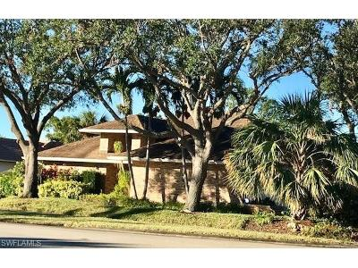 Naples Condo/Townhouse Pending With Contingencies: 2376 Pinewoods Cir