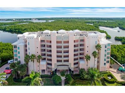 Bonita Springs Condo/Townhouse For Sale: 262 Barefoot Beach Blvd #405