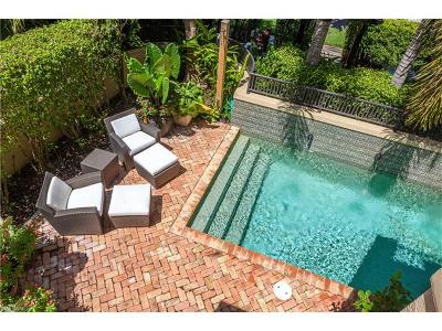 Naples Condo/Townhouse For Sale: 220 5th Ave S #F-1