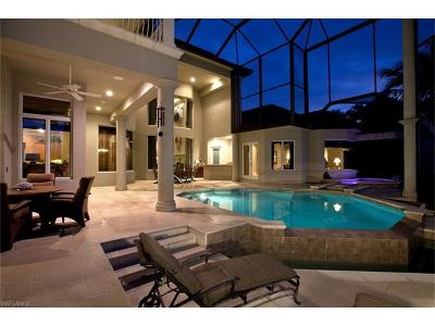 Marco Island FL Single Family Home For Sale: $3,999,999