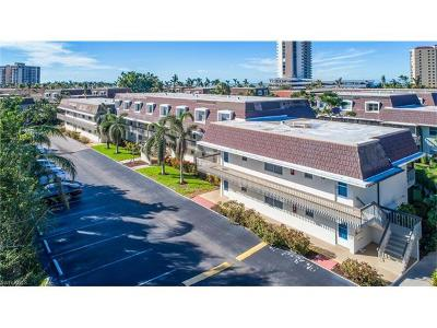 Marco Island Condo/Townhouse For Sale: 87 N Collier Blvd #J-4