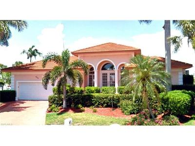 Marco Island FL Single Family Home For Sale: $1,495,000